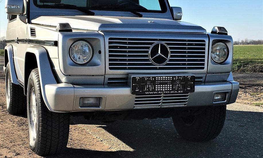 Mercedes G 270 cdi 5