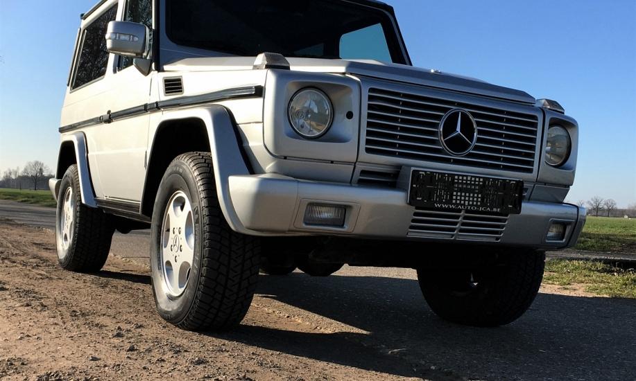 Mercedes G 270 cdi 6