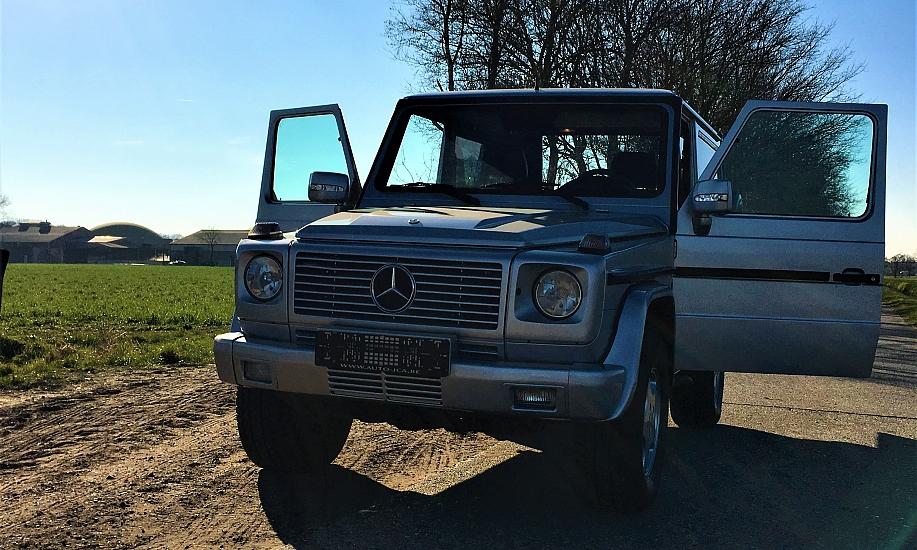 Mercedes G 270 cdi 15