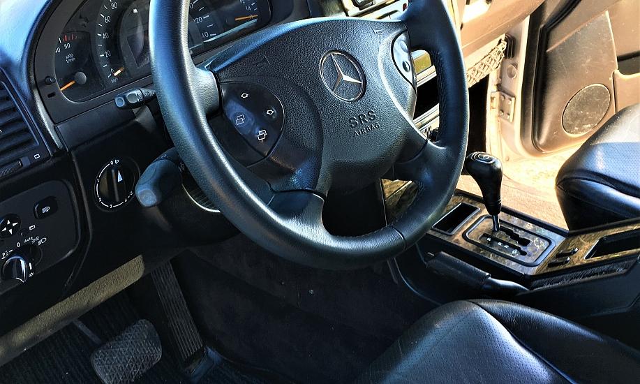 Mercedes G 270 cdi 18