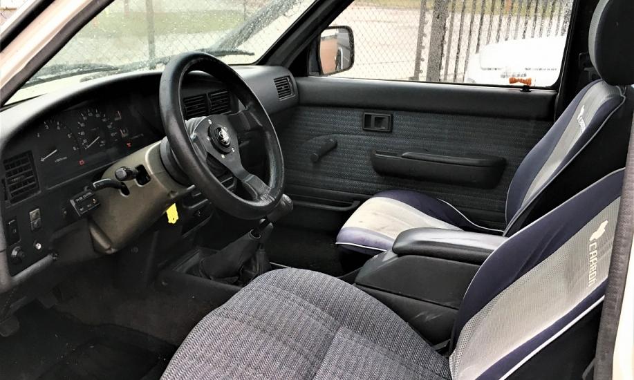 Toyota Hilux 2.4D 5
