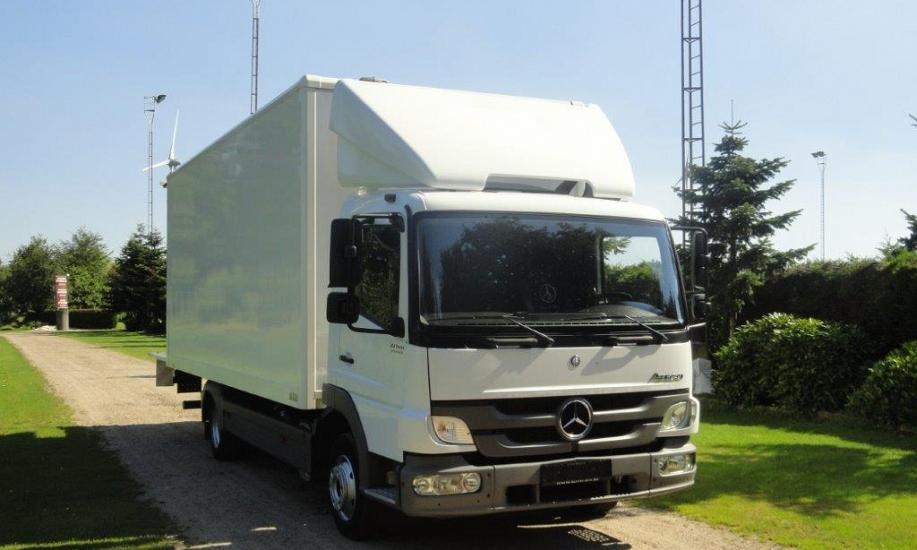 Mercedes Atego 818 1