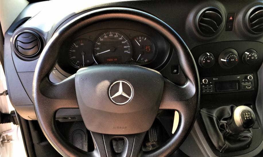 Mercedes citan 12