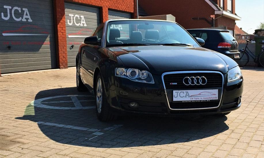 Audi A4 cabriolet 1900 TDI 2