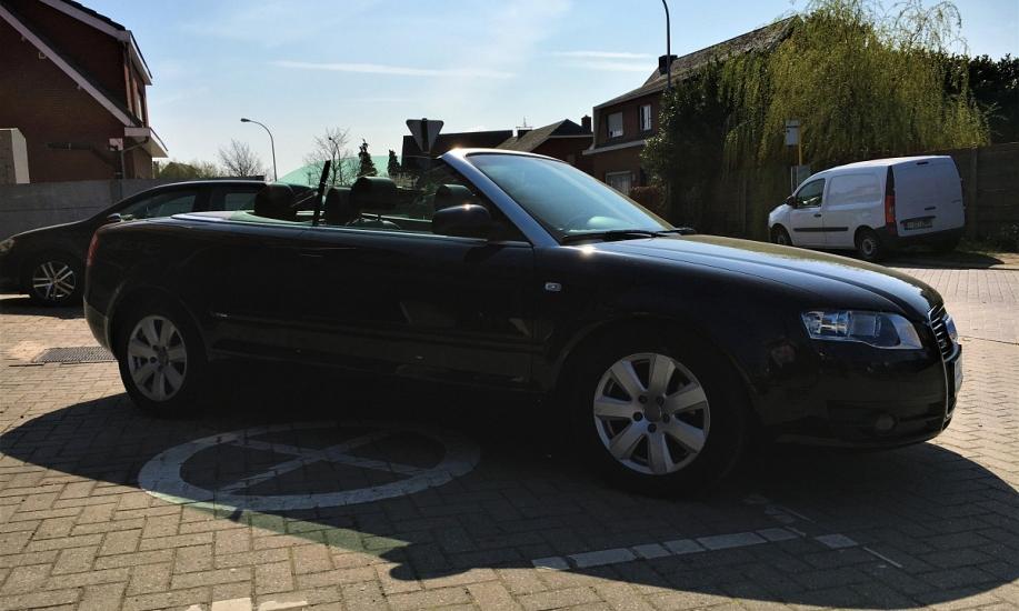 Audi A4 cabriolet 1900 TDI 3