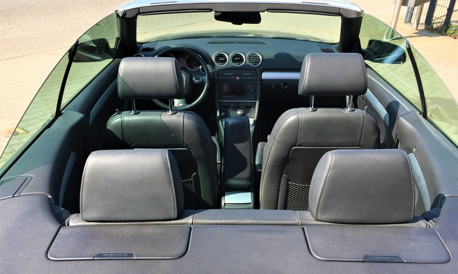Audi A4 cabriolet 1900 TDI 4