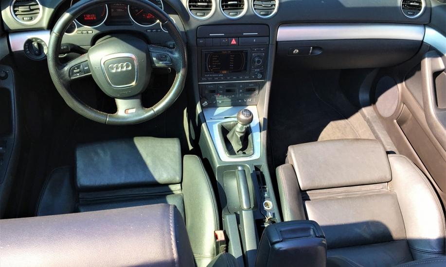 Audi A4 cabriolet 1900 TDI 6