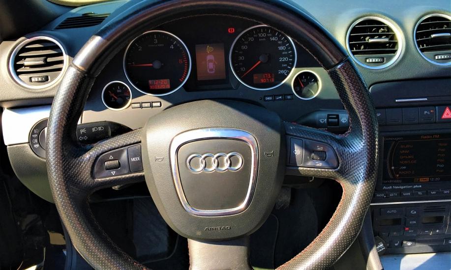 Audi A4 cabriolet 1900 TDI 12