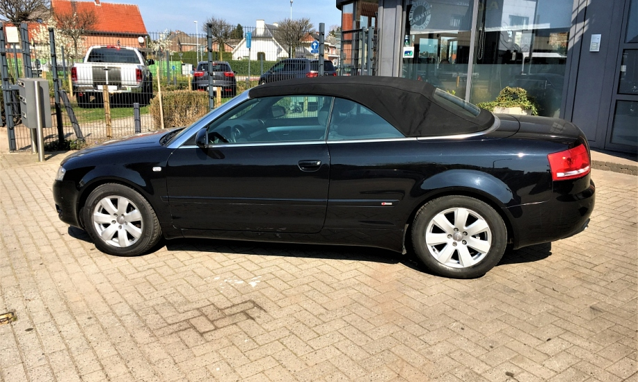 Audi A4 cabriolet 1900 TDI 14