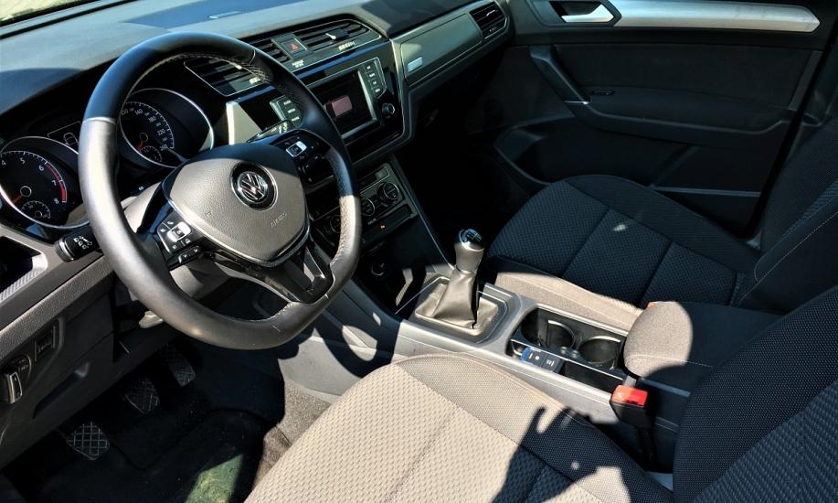Volkswagen Touran 1.2 TSI 6