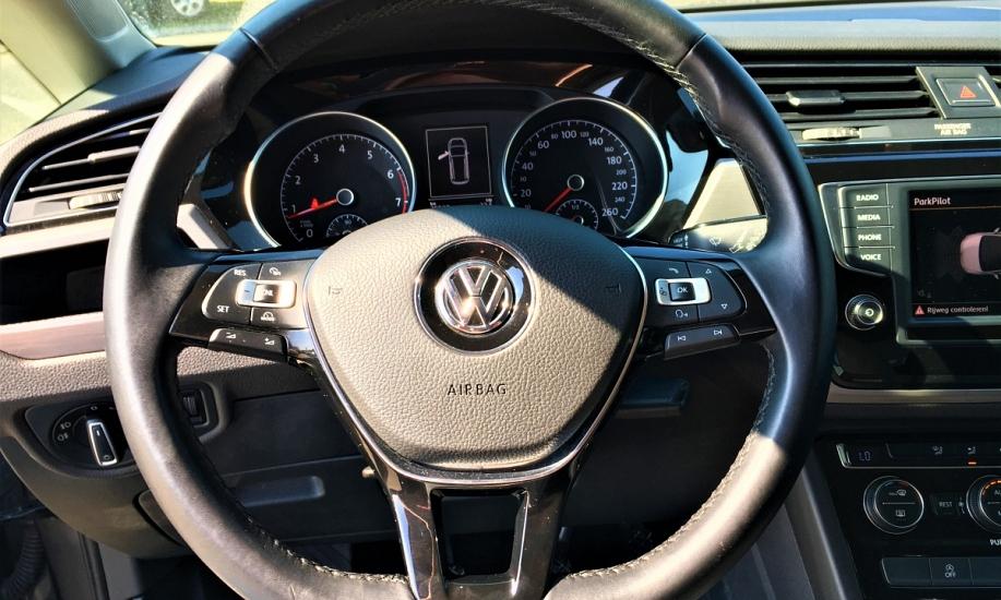 Volkswagen Touran 1.2 TSI 9