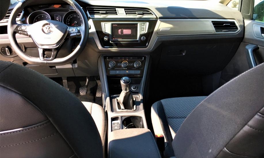 Volkswagen Touran 1.2 TSI 13