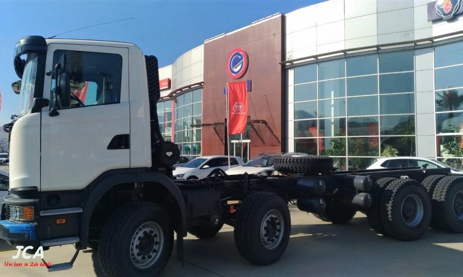 Scania G450  8x4 3