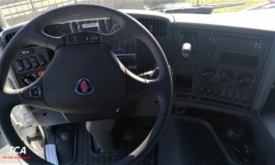 Scania G450  8x4 4