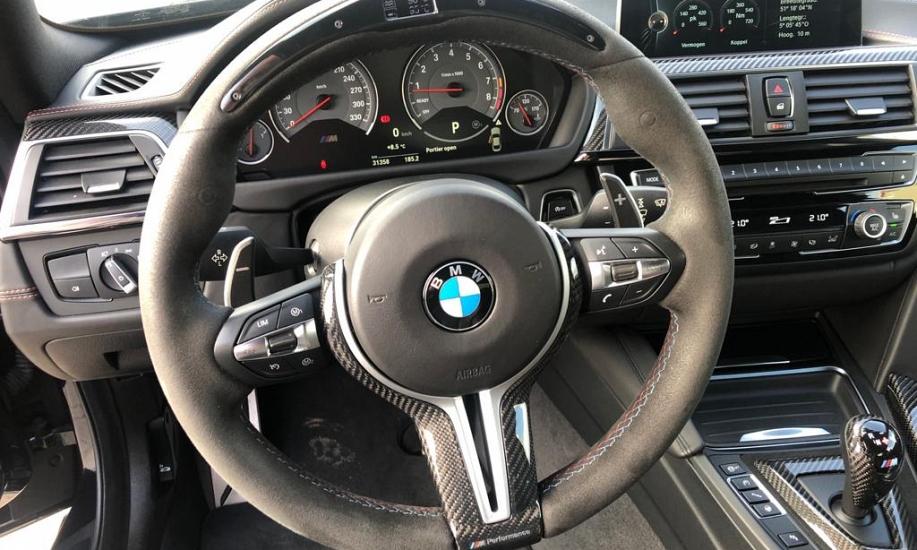 BMW M4 21